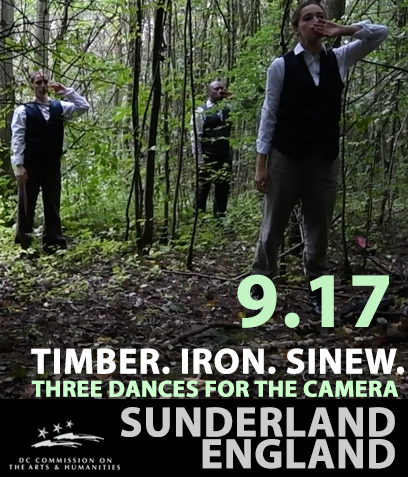 Timber. Iron. Sinew. Three Films on the era of shipbuilding in Sunderland, England