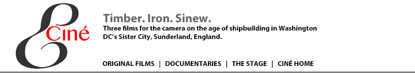 TImber. Iron. Sinew. Company | E Ciné