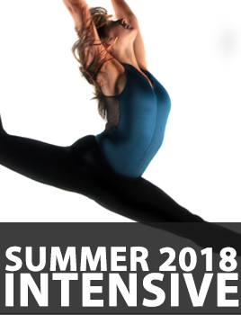 Breaking Bounds. The 2018 Summer Dance Intensive.