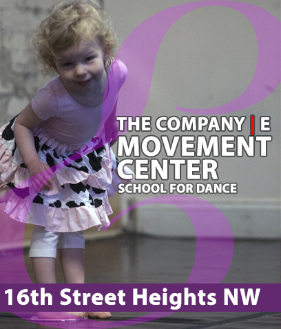 Company | E Movement Center on 14 at Diana Movius' Dance Loft on 14