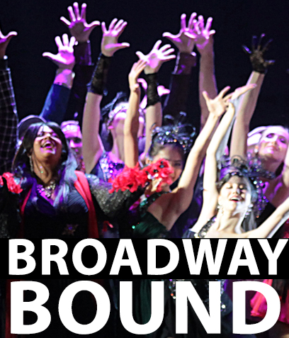 BROADWAY BOUND - Company | E's international celebration of the Great White Way