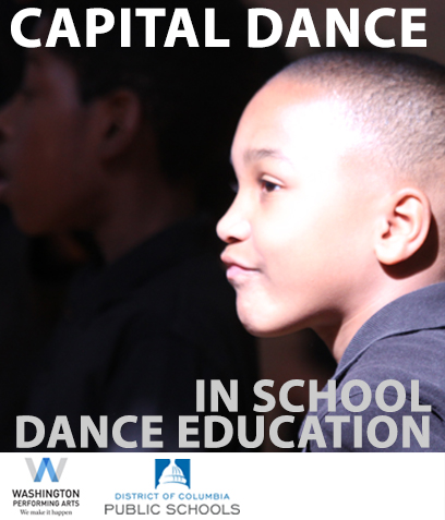 Capital Dance - In-School daytime dance education for DC Public Schools