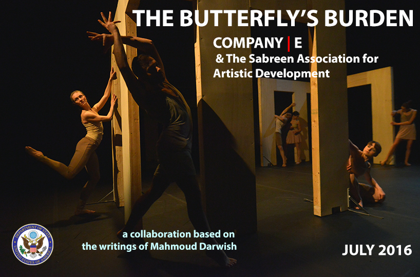 """The Butterfly's Burden."" Choreopgraphy by Company 