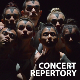 Concert repertory for the stage.