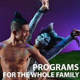 Programs for the Whole Family.